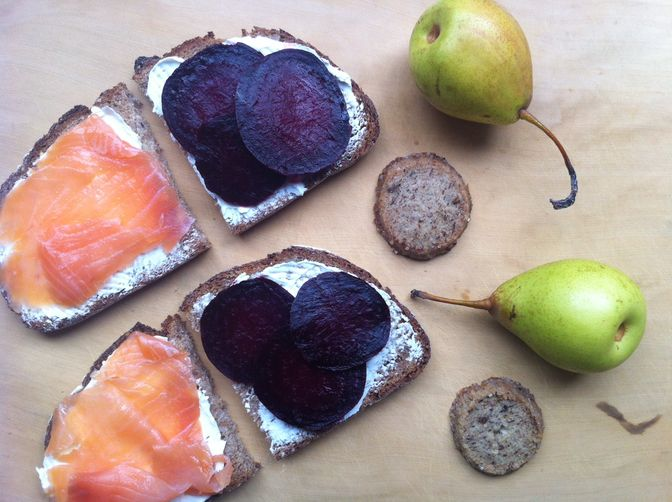 Salmon_and_beet_sandwiches