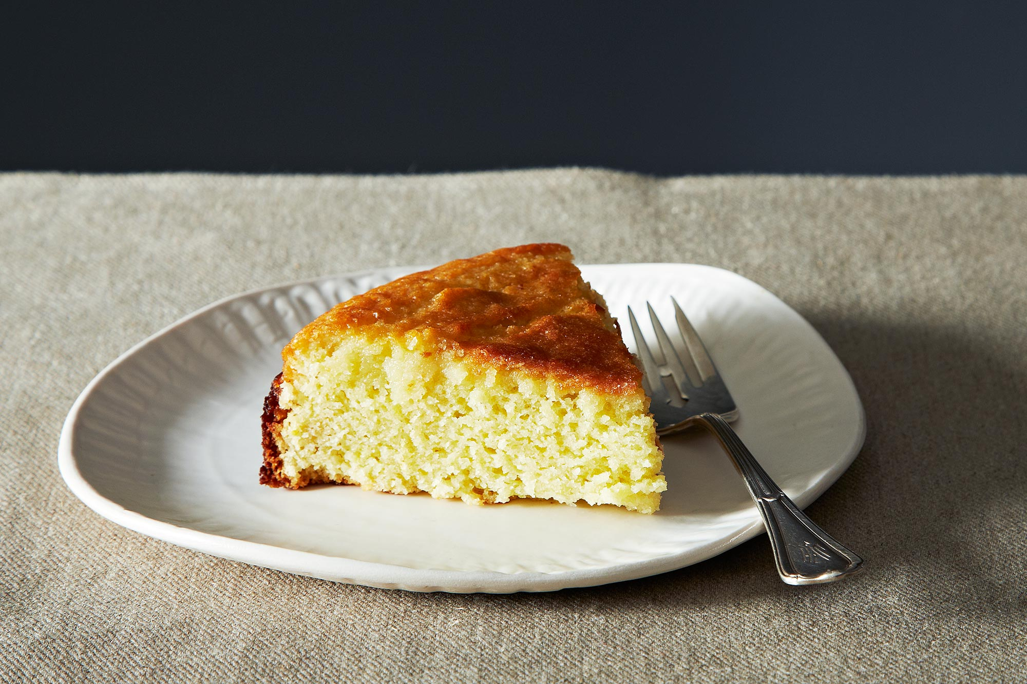 Lemon Olive Oil Cake Recipe