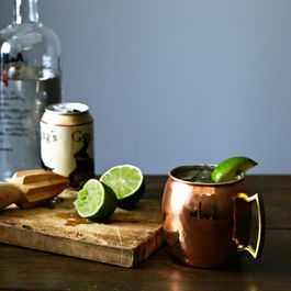 Gift Idea: The Perfect Moscow Mule Mug, with All the Right Ingredients