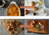 Finalists: Your Best Recipe with Potatoes