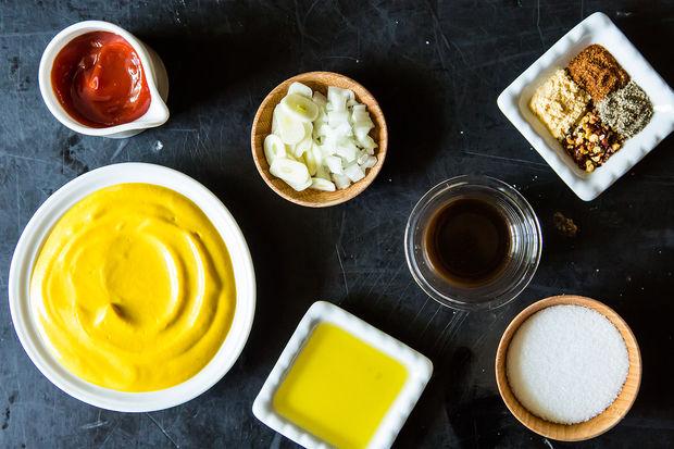 Giddy Swamp, South Carolina Mustard Barbecue Sauce Recipe on Food52