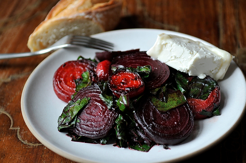 French &quot;Peasant&quot; Beets