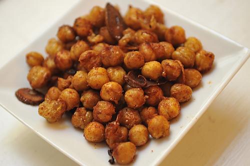Smoky Fried Chickpeas Recipe on Food52