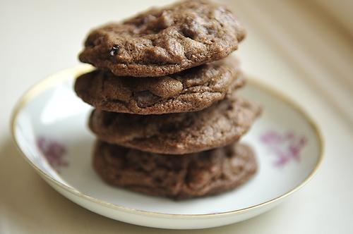 Double Chocolate Espresso Cookies Recipe on Food52