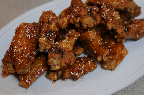 KFC: Korean Fried Chicken Wings