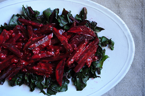 Beets in Lime Cream: 1987