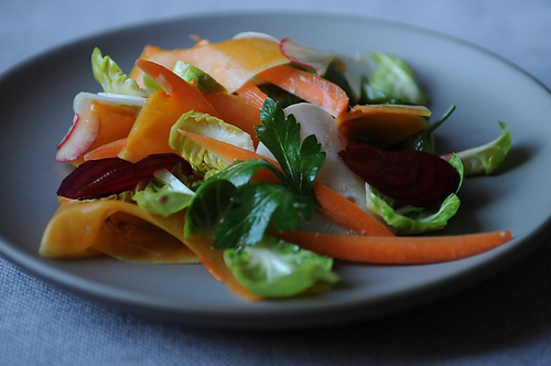 Bagna Cauda Salad