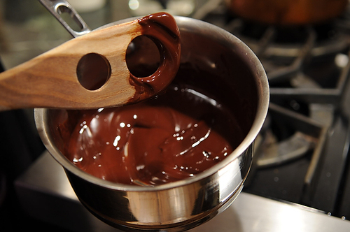"""Nutella"" Pudding"