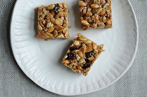 Sara's Granola Bars