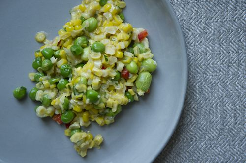 Rhonda&#x27;s Succotash