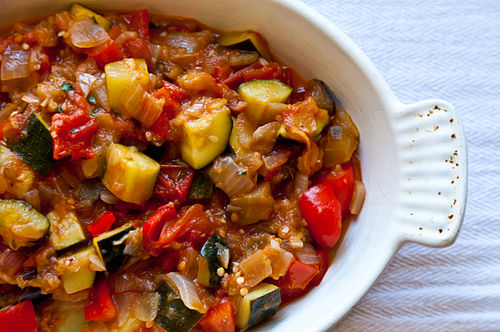 Alice Waters&#x27; Ratatouille