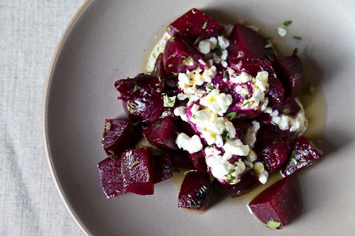 Jamie Oliver&#x27;s Smoked Beets