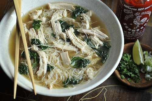 Turkey Pho from Food52