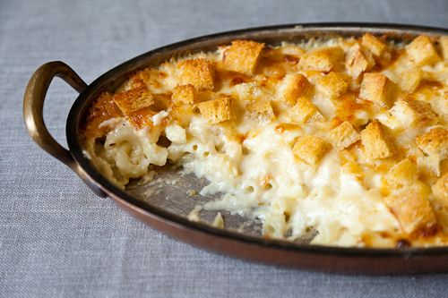 Martha Stewart's Macaroni and Cheese Recipe on Food52