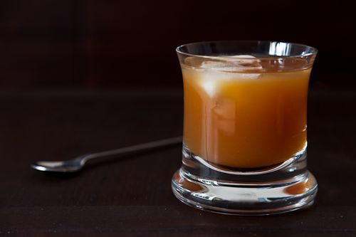 Apple Rye Punch