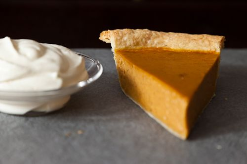 Pumpkin Pie from Food52