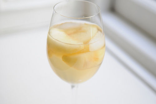 Ginger Sangria
