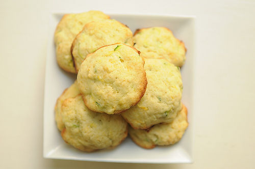 Zucchini-Lemon Cookies