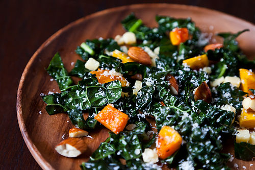 Northern Spy&#x27;s Kale Salad