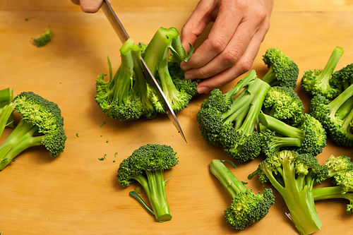 Roy Finamore's Broccoli Cooked Forever