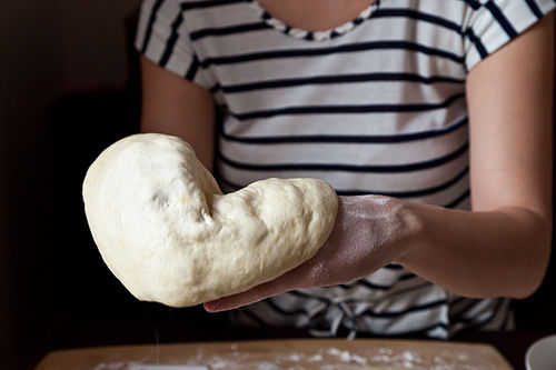 Jim Lahey's No-Knead Pizza Dough