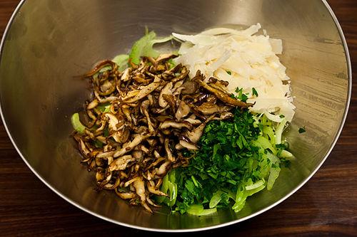Italian Celery and Mushroom Salad Recipe on Food52