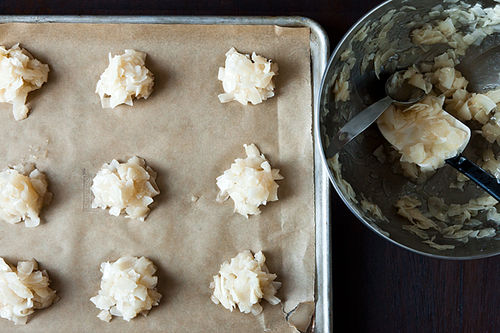 Alice Medrich's New Classic Coconut Macaroons Recipe on Food52