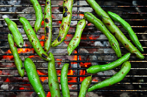 Ignacio Mattos Grilled Favas