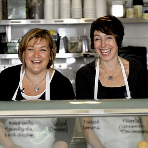 Kris &amp; Anne of Bi-Rite Creamery