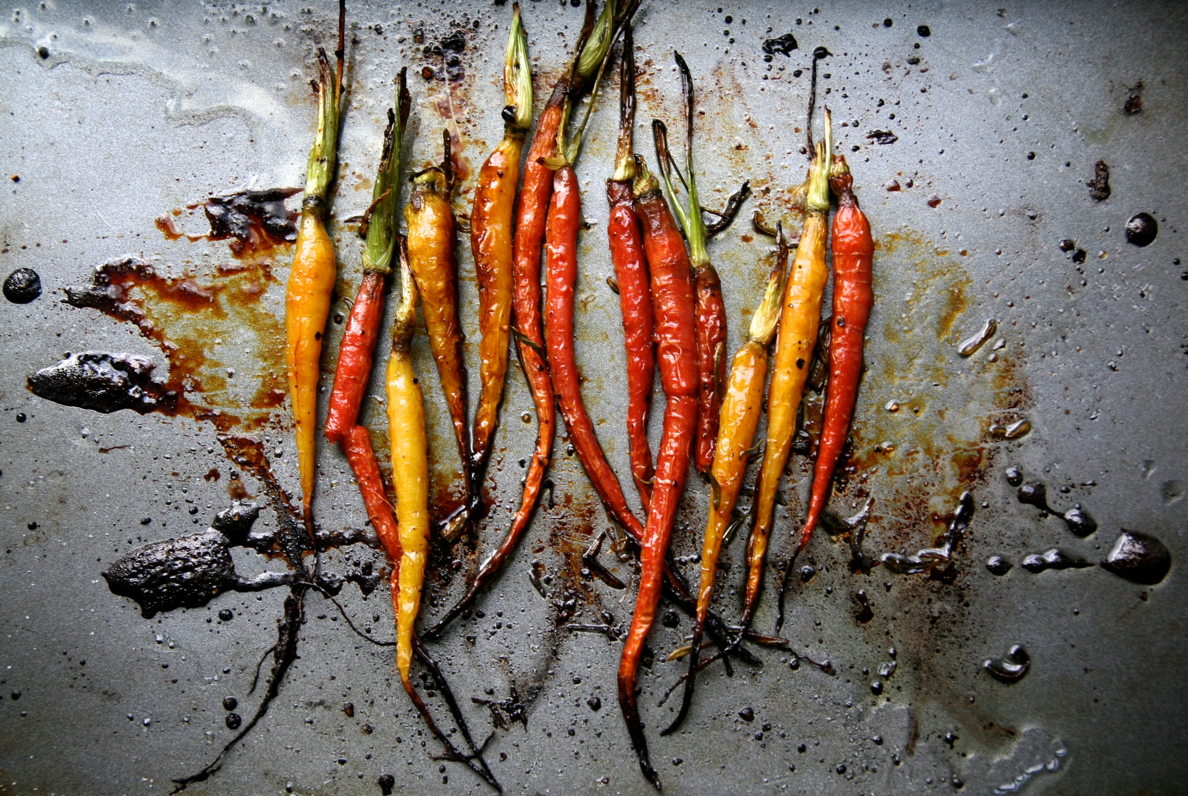 Rosemary Roasted Baby Carrots with Honey Brown Butter recipe on Food52 ...