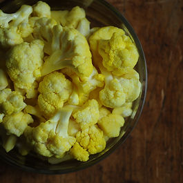 Marinated Cauliflower