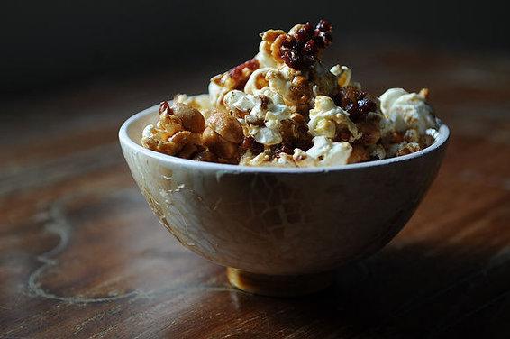 Tipsy Maple Corn Recipe on Food52