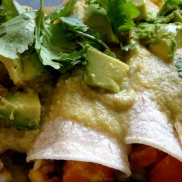 Shrimp_squash_enchilada