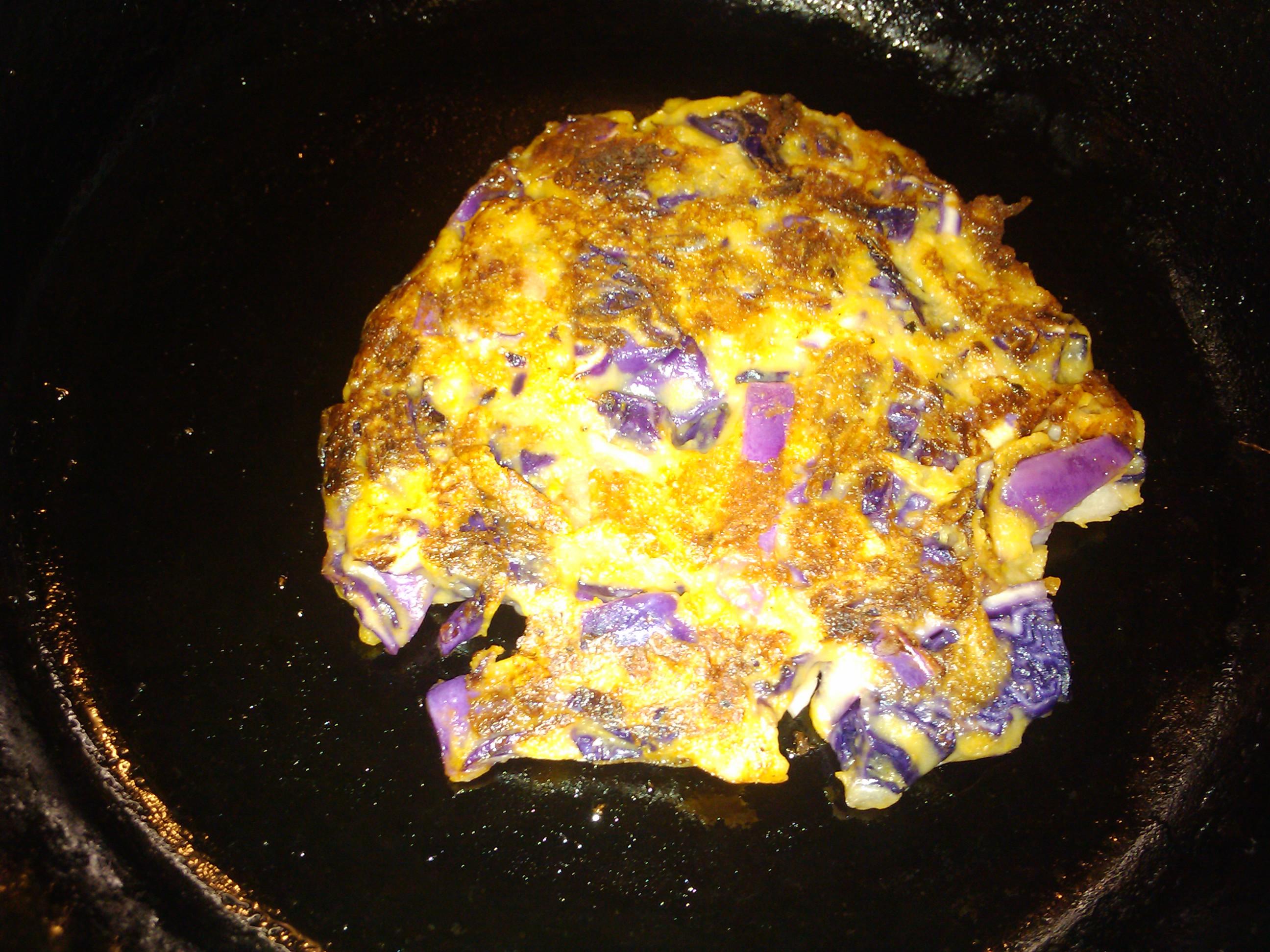Savory Butternut Pancakes