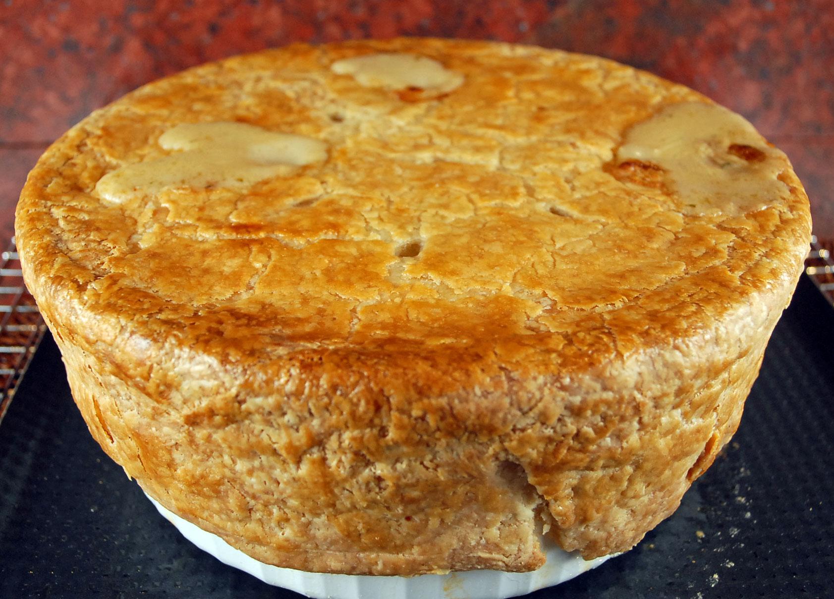 Chicken Pie Recipe — Dishmaps - photo#37