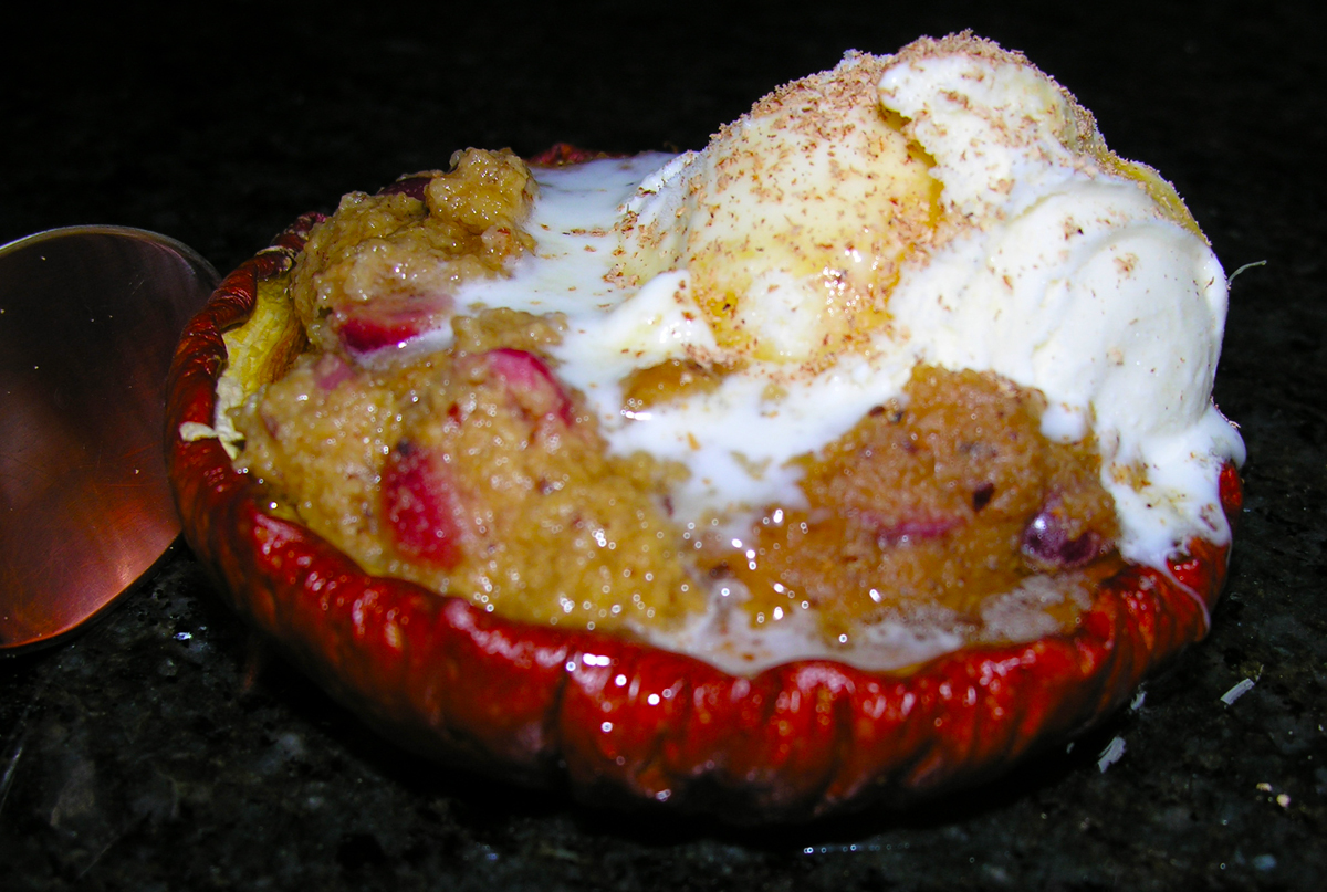 Annaliese's New England Indian Pudding