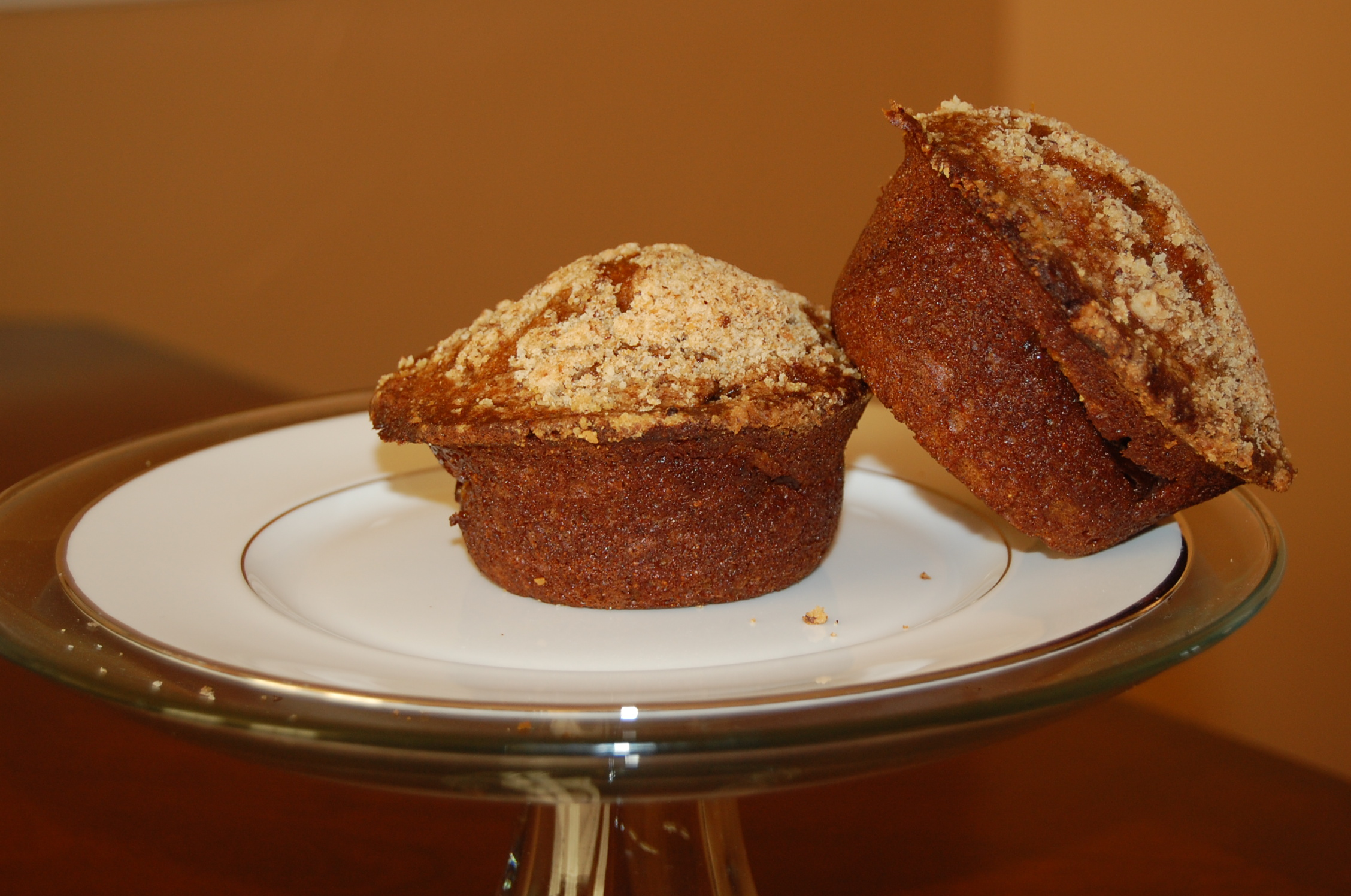 Pumpkin Apple Spice Cupcakes