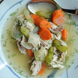 "Chicken ""Stoup"""