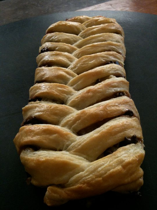 PUFF PASTRY RUGELACH