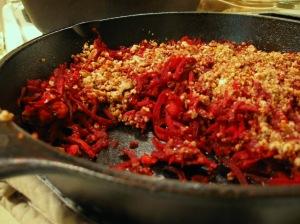 Beet-Cranberry Salad