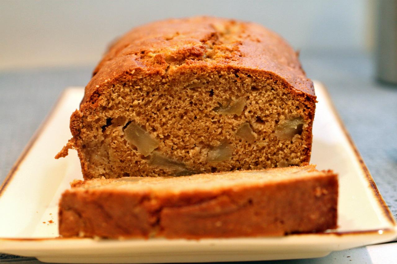 Pear-Anise Cake