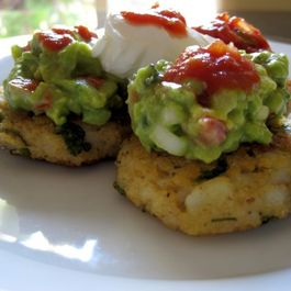 Whole Wheat Couscous Potato Cakes