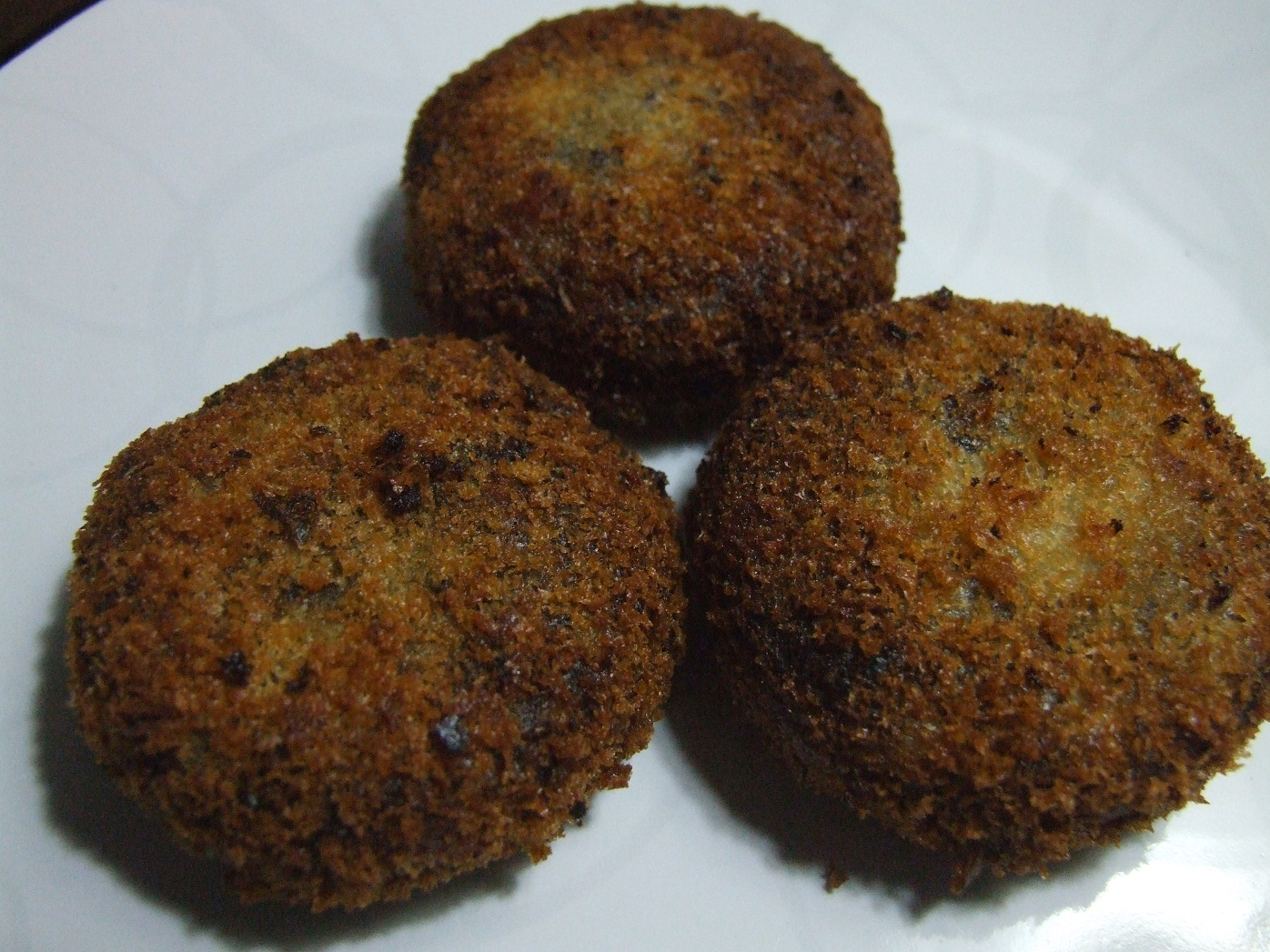 potato beef cutlets