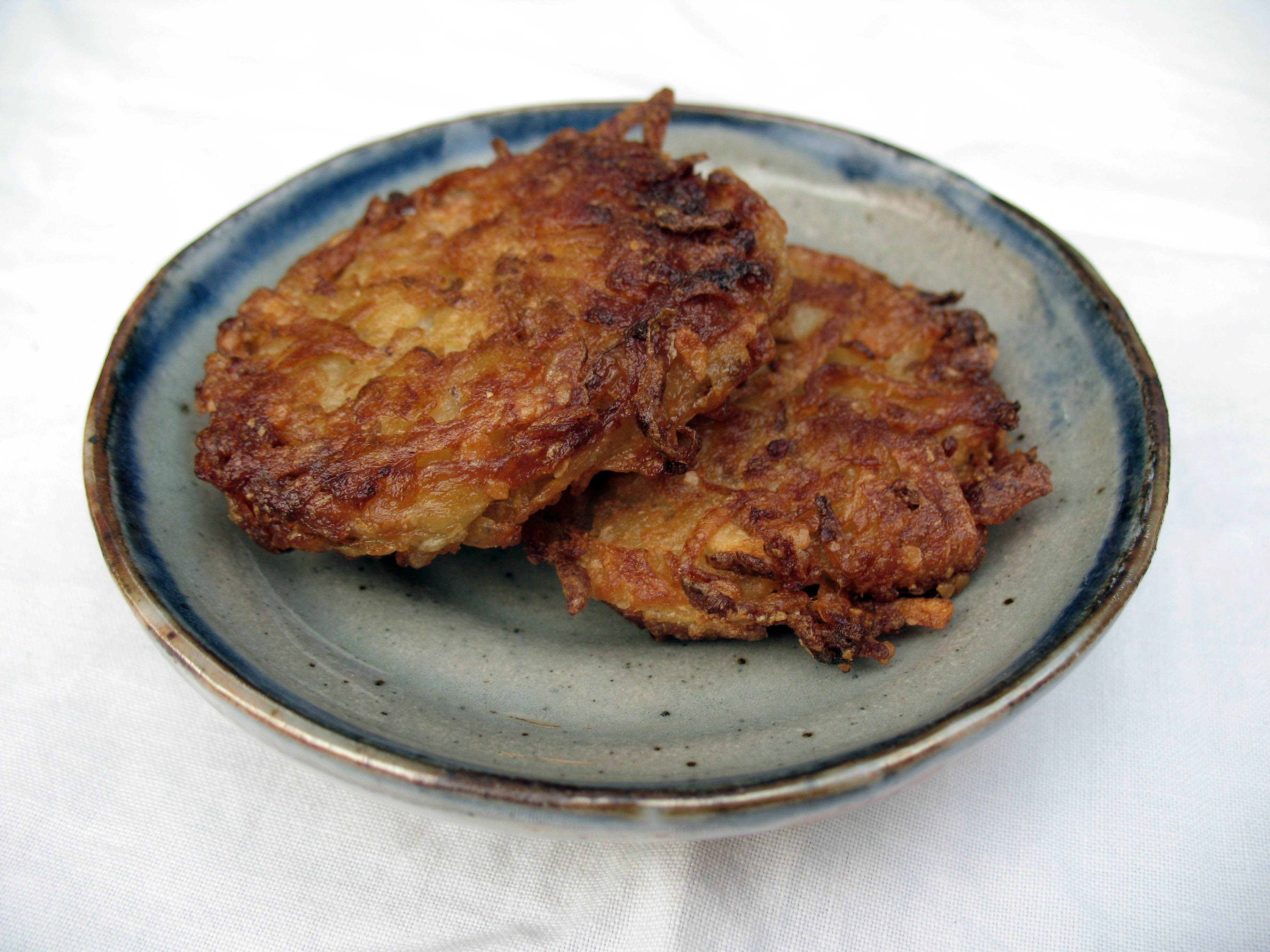 Simple yet Stellar Latkes
