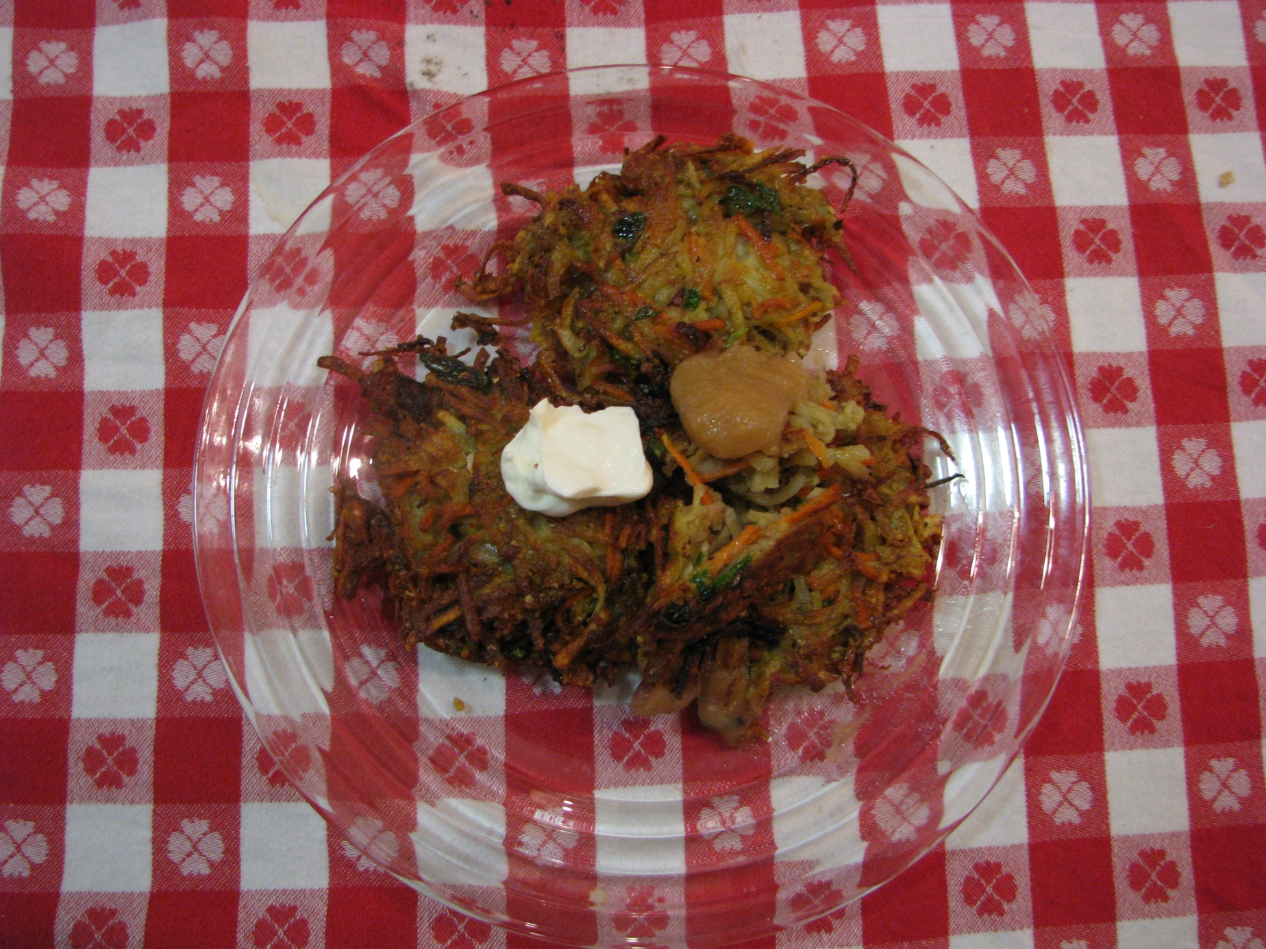 Open House Latkes