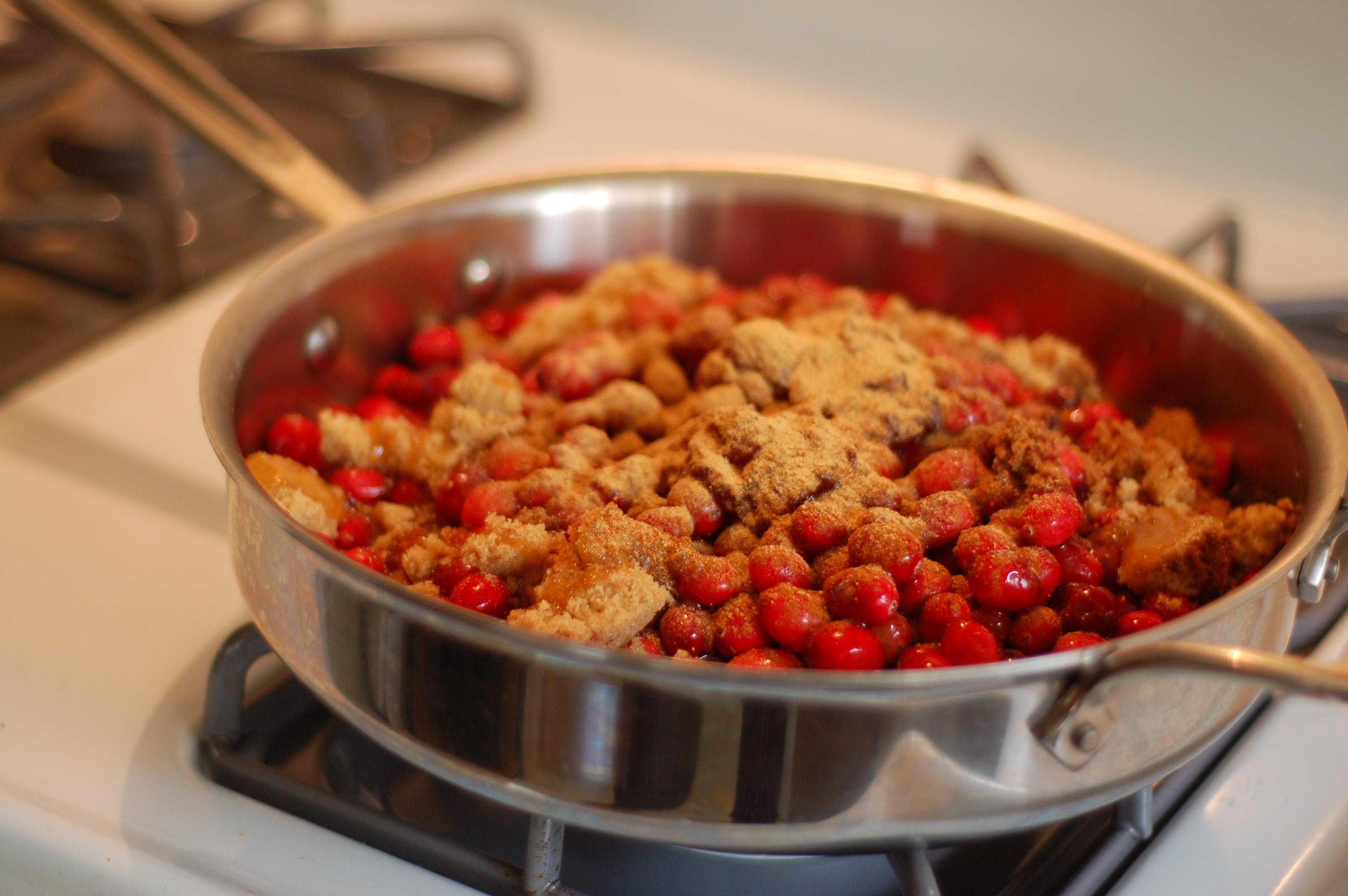 LB's Good Spoon Cranberry Sauce