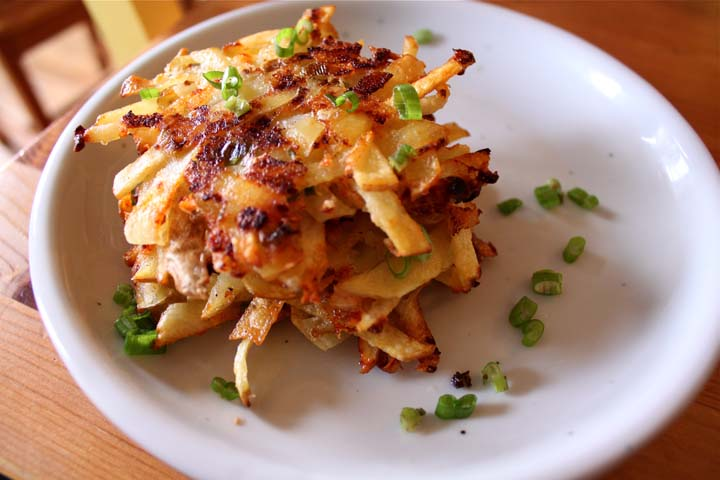 Uncle Mike's Latkes