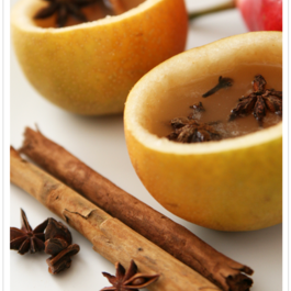 Calientito (Warm Pear Toddy)
