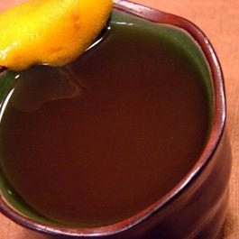 Rum Tum Toddy