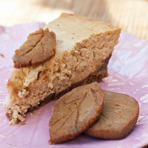 Gingerbread Cheesecake recipe on Food52.com